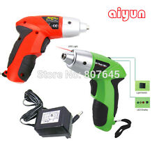 rechargeable crewdriver Cordless sleeve Power Tools cordless drill 4.8v, multi