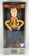D23 Disney Store Toy Story 20th Anniversary LE 400 Talking Woody Action Figure