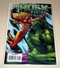 HULK : RAGING THUNDER (One-Shot)  Marvel Comic   Aug 2008  VFN