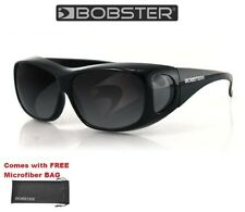 Bobster Sunglasses Condor Over The Glasses Covers Prescription ON TOP COVERED