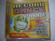 RECORD DANCE PARADE 2003 COMPILATION NEW NUOVO SIGILLATO CD