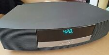 Bose Wave Radio II AWR1B2 AM-FM +  + BOSE REMOTE, Aux Jack For Cd iPod iPhone