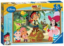 JAKE AND THE NEVER LAND PIRATES 35 PIECE RAVENSBURGER JIGSAW