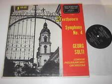 LP/BEETHOVEN/SYMPHONY 4/SOLTI/Richmond 19033