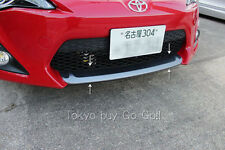 Scion Fr-s Toyota 86 GT86 Front Bumper Black Garnish Genuine OEM Parts 2012-2016