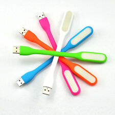 USB LED LIGHT FLEXIBLE PORTABLE LAMP LAPTOP PC NOTEBOOK POWER BANK CAR GREEN