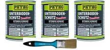 3 Protection antigravillon blackson bitume noir 1KG + 1 pinceau pour LANCIA