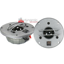 "Morel Car Audio SUPREMO Tweeters 4"" Cavity Back Tweeter 1"" Pair 1,000 Watts New"