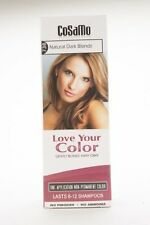 CoSaMo Love Your Color 738 Natural Dark Blonde (Compared to Loving Care) 3 Pack