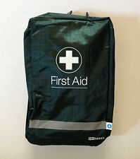 EMPTY FIRST AID BAG WITH COMPARTMENTS - EXTRA LARGE - GREEN - ECLIPSE 500 SERIES