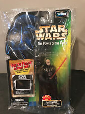 NIP Star Wars Power of the Force Freeze Frame Darth Vader