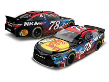 MARTIN TRUEX JR #78 BASS PRO NRA MUSEUM 2016 1/64 ACTION DIECAST CAR