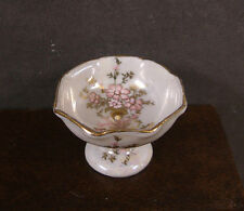 CHINA  CENTER  PIECE  BOWL  ~Dollhouse ~ England ~ 1:12 scale ~Marked ~ Room Box