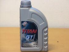 Fuchs Titan GT1 ProFlex 5W-30 1 Ltr BMW LL04  MB229.51 VW50200 50500 50501