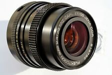 M42 Carl Zeiss Jena Flektogon 2.4/35mm MC superb condition alltogether tested A7