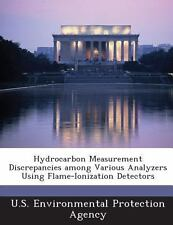 Hydrocarbon Measurement Discrepancies among Various Analyzers Using...