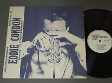 "Eddie Condon featuring Dorsey Brothers Rarities No.44 LP 12""33 vinyl record (vg)"
