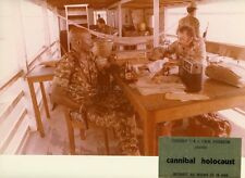 RUGGERO DEODATO CANNIBAL HOLOCAUST 1980 VINTAGE PHOTO ORIGINAL #12