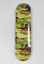 Bape x UNDEFEATED Island Green Skateboard Deck A BATHING APE .