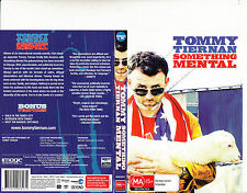 Tommy Tiernan-Something Mental-2008-Comedy-DVD