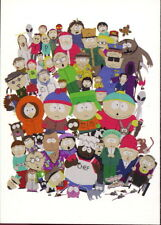 SOUTH PARK 1998 COMIC IMAGES PROMO CARD NO NUMBER ANOTHER UNIVERSE.COM