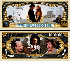 PRINCESS BRIDE Novelty Dollar plus Protector & Free Shipping BUY NOW