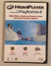 MediaPlayer Qcast Home Entertainment System Network Software PC To PS2 Mad Catz