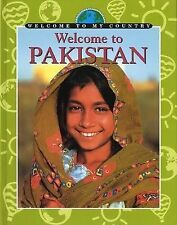 K KWEK, J HAQUE Welcome to Pakistan (Welcome to my Country) Very Good Book