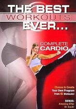 The Best Workouts Ever... Complete Cardio,New DVD, ,