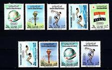 YEMEN - REPUBBLICA ARABA - 1964 - Sport. Giochi olimpici di Tokyo - Non dentell.