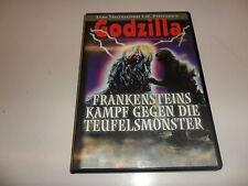 DVD  Godzilla - Frankensteins Kampf gegen die Teufelsmonster