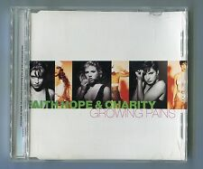 Faith Hope & Charity cd-maxi GROWING PAINS © 1990 Pettibone + Extended Remix +1
