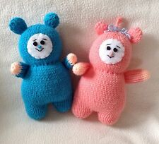 XX PATTERN  ONLY XX BILLY AND BAM BAM INSPIRED BY BABY TV