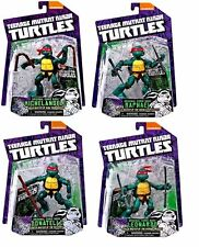 TEENAGE MUTANT NINJA TURTLES COMIC STYLE COMPLETE ACTION FIGURE SET OF 4 (TMNT)