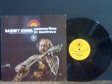 BARNEY KESSEL  Summertime In Montreux    LP  Jazz     GREAT !