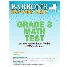 New York State Grade 3 Math Test, 2nd Edition