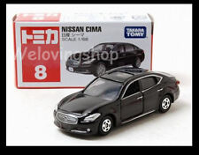 TOMICA #8 NISSAN CIMA NEW 1/68 TOMY  DIECAST 2013 FEBRUARY NEW MODEL