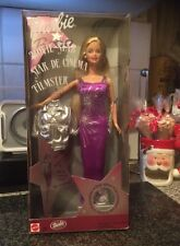 BARBIE - Movie Star, Star De Cinema, Filmster - Purple Dress - Collectors  -