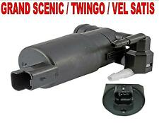RENAULT GRAND SCENIC TWINGO VEL SATIS TWIN OUTLET WASHER PUMP