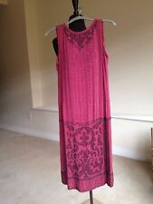 Vintage Authentic Beaded Flapper Dress Art Deco 1920