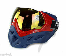 Valken SLY Profit Paintball Mask Goggles LE Russian Legion Red/Grey [DO1]