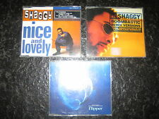 3x CD MAXI SINGLE Shaggy Boombastic remix in the Summertime FROM FLIPPER