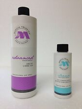 Marcia Teixeira 16 oz Advanced Treatment + 4 oz Pre Treat Shampoo
