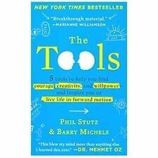 The Tools : A Life - Changing Techniques to Unlock Your Potential by Phil...