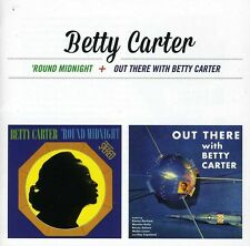 Betty Carter - Around Midnight / Out There with Betty Carter [New CD] Bonus Trac