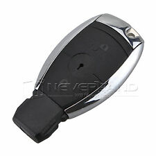 Replacement Keyless Remote Key Shell Case Fob 2 Button Fit for Mercedes Benz