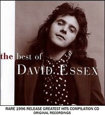 David Essex -  Very Best Greatest Hits Collection RARE 1996 CD 70's 80's