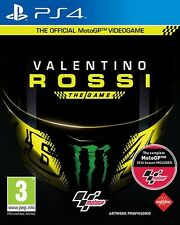 Valentino Rossi The Game  PS4  PLAYSTATION 4   nuovo