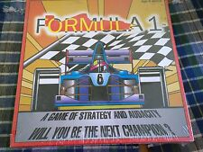 Formula 1 a game of strategy and audacity, sealed NIB NEW