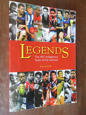 Legends: The AFL Indigenous Team of the Century 1905-2005 Sean Gorman SIGNED
